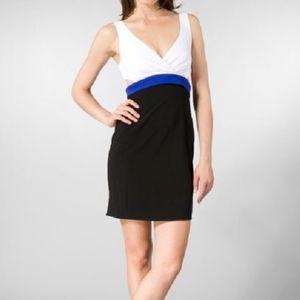 Black Halo Jackie-O Cutout Dress, Size 4